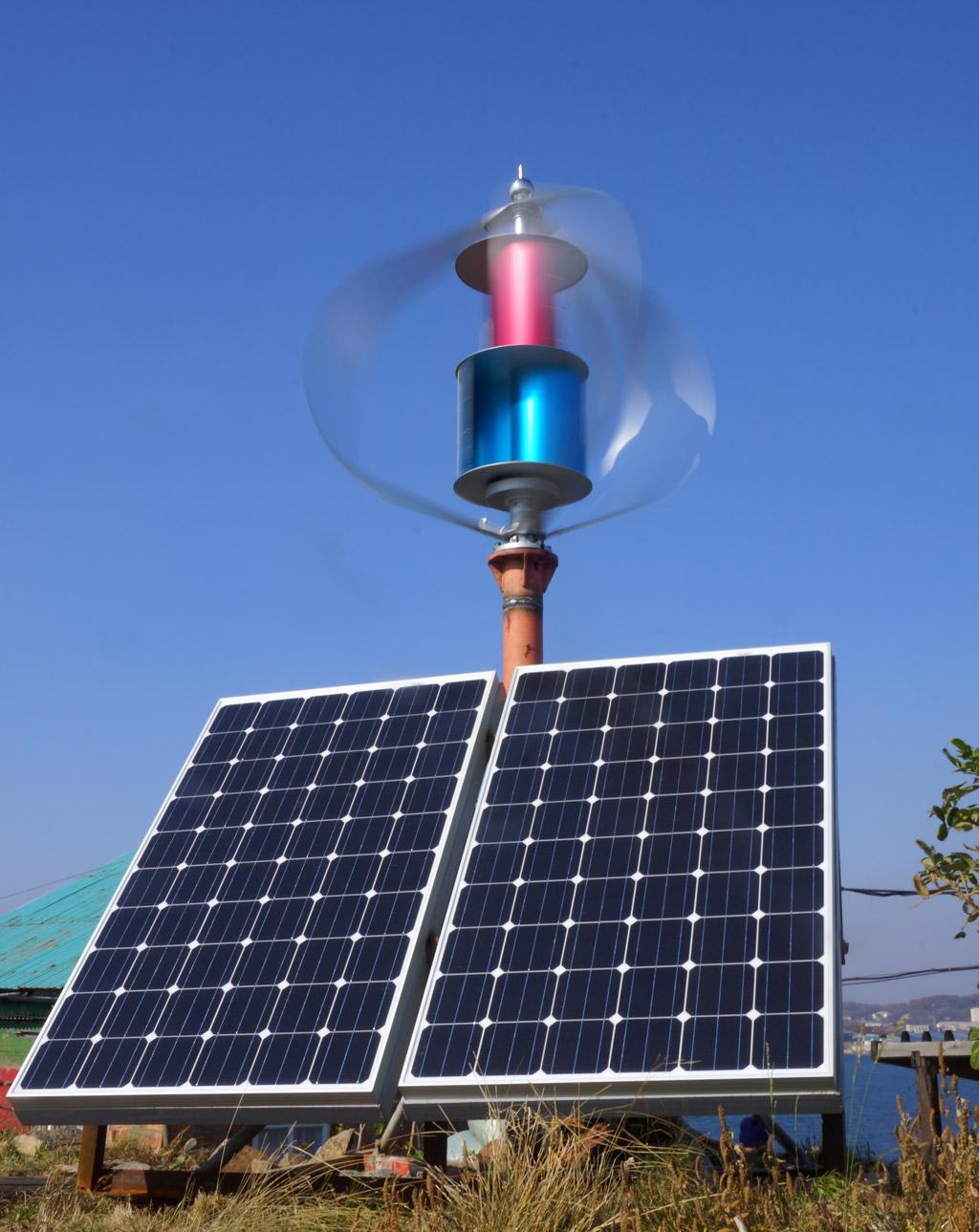 Как узаконить установку ветряков и солнечных установок в Украине?